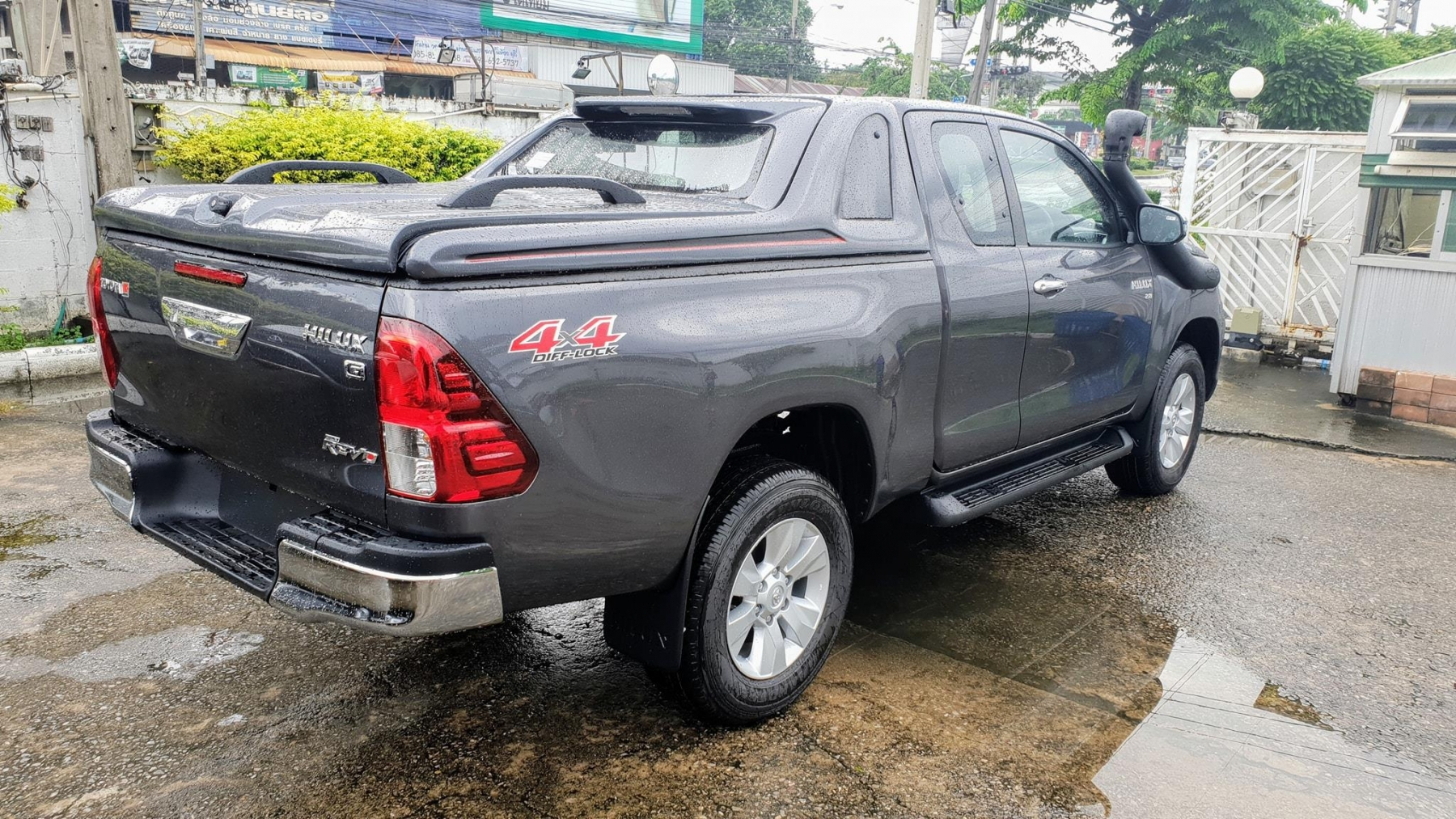 Thailand Toyota Revo 4x4 Smart King Space Extra Cab Exporter For Sale Best Price At Mark Motors